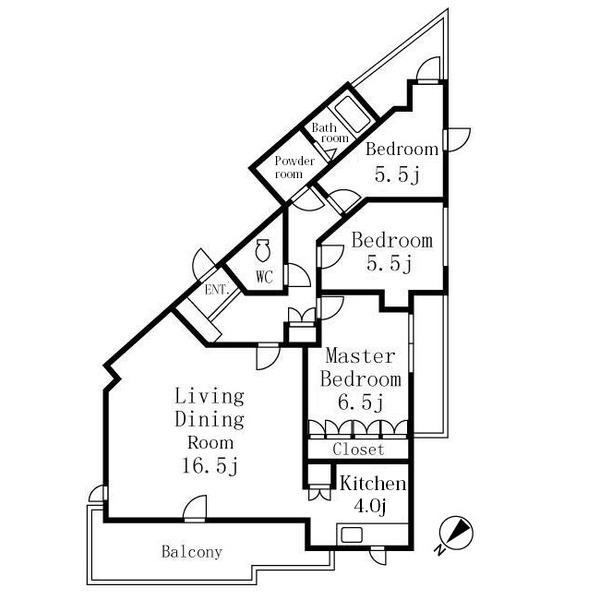 Ns21やごと 6階