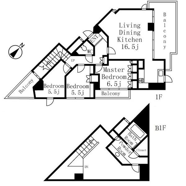 Ns21やごと 1階