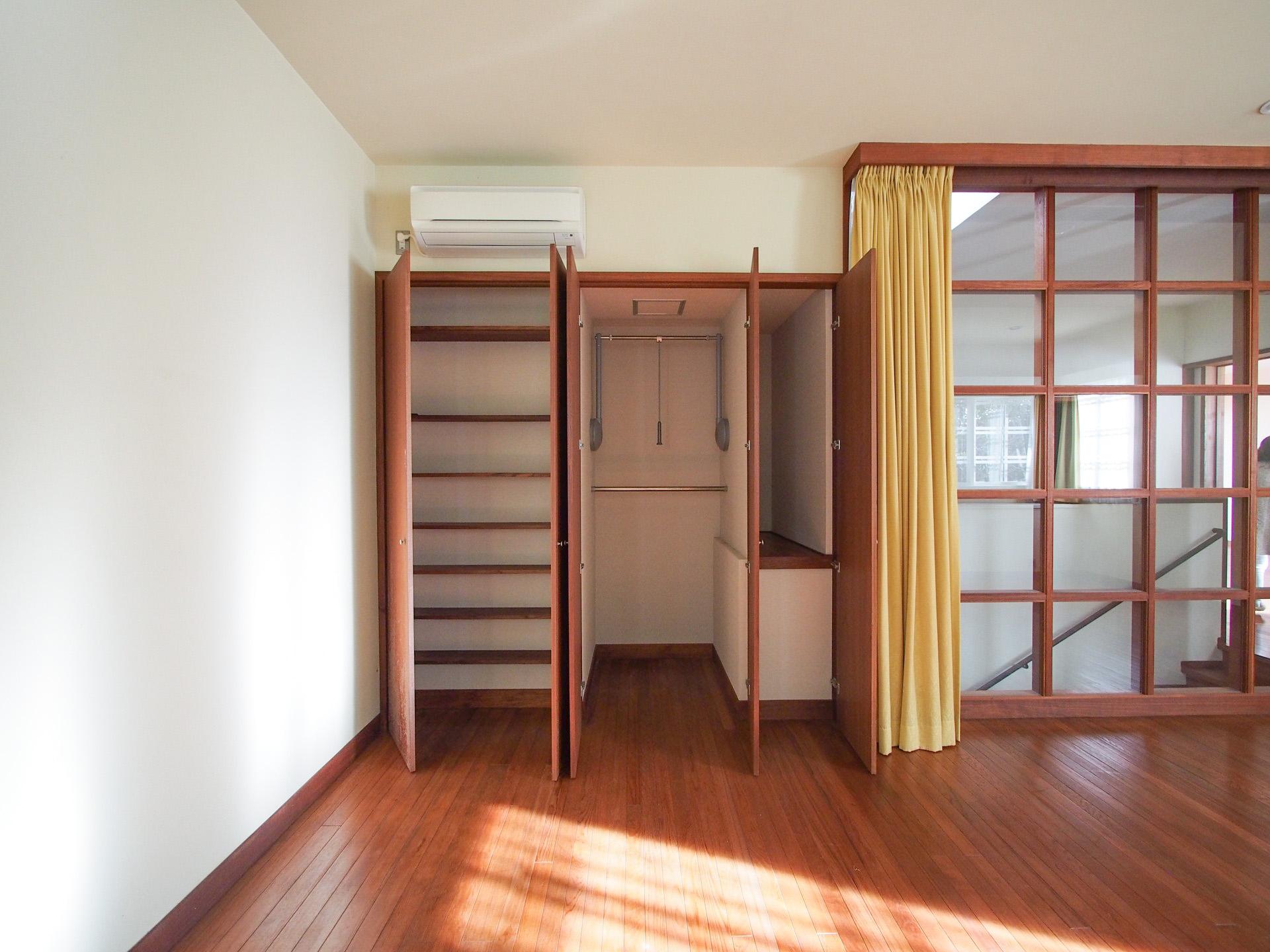 子ども部屋の収納スペース